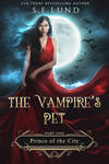 Book Cover - The Vampire's Pet