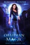 Obsidian Magic - Book Cover