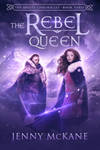 The Rebel Queen - Book Cover