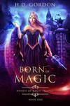 Born of Magic - Book Cover