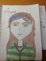 Arania (Art Trade/Contest Entry) by DarlingCerulean