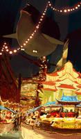 Chinatown by houvv