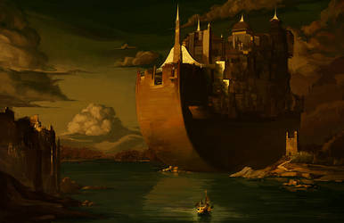Noah's Ark by houvv