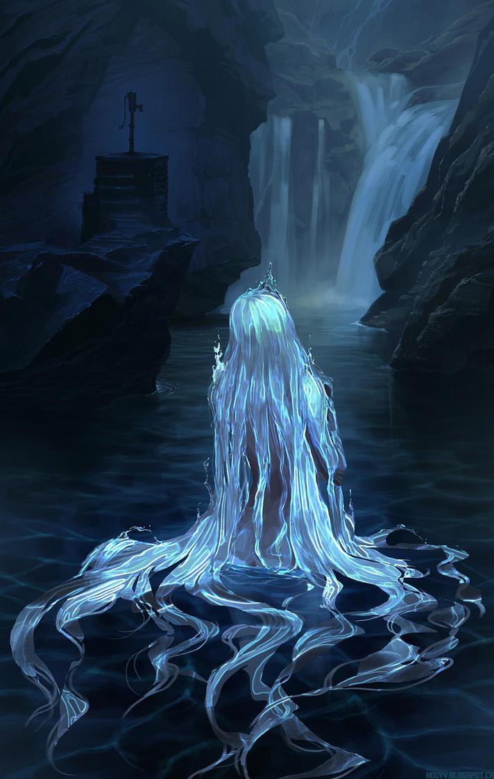 Water Spirit by houvv