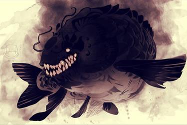 Black Fish by houvv