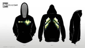 Deviantheart hoodie
