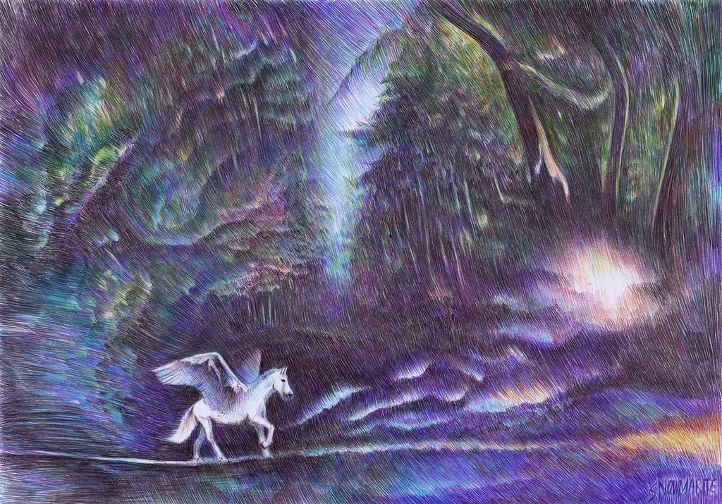 Free Spirit by snowmarite