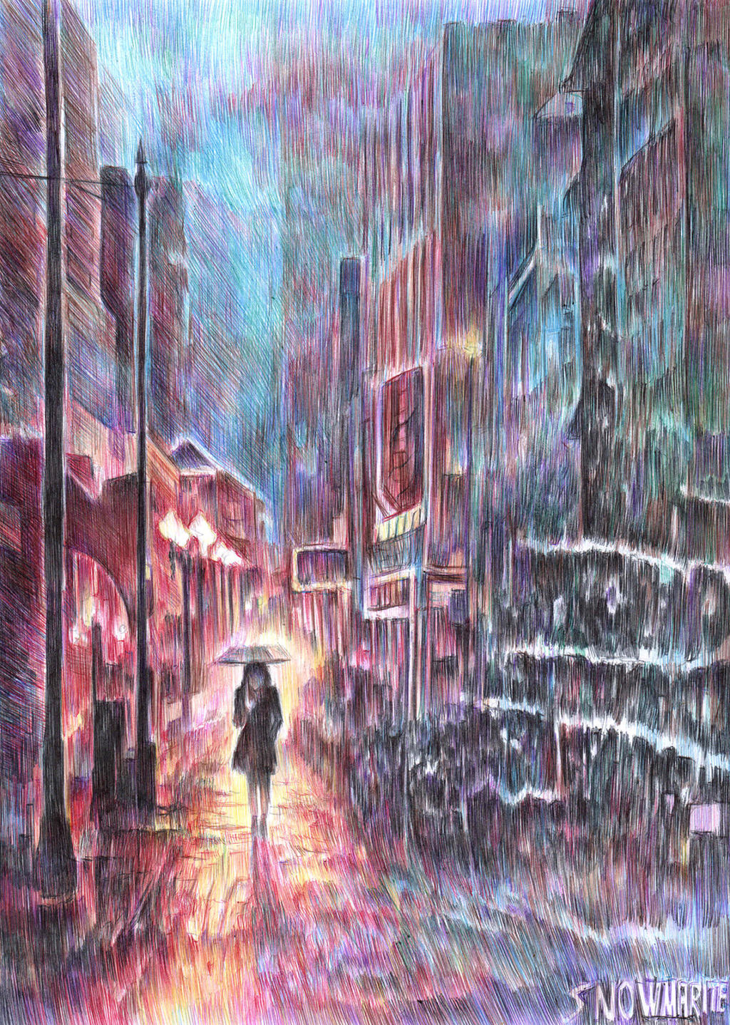 Take a Walk by snowmarite