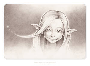 Lindee-Mae the moon-time faerie.
