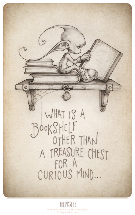 What Is A Bookshelf By ThePicSees On DeviantArt