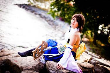 Yuna: Besaid by SakuMiyuku