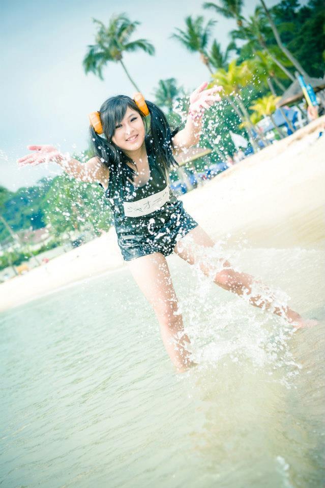 Ling Xiaoyu: Splash! by SakuMiyuku