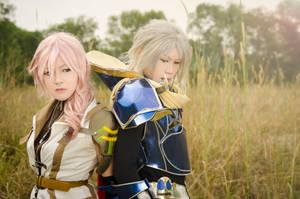 Lightning and Warrior of Light: Duodecim