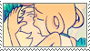 Steven Universe: Larsadie Ship Stamp by beiged