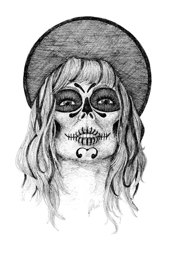 Voodoo Doll by EvilEggy