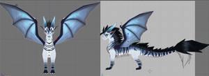 3d Dragon progress