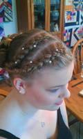 Prom hair 2012 #2