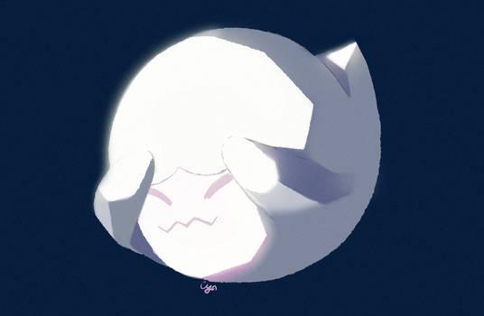 -bashful emoji-