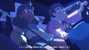 Midnight Car Rides