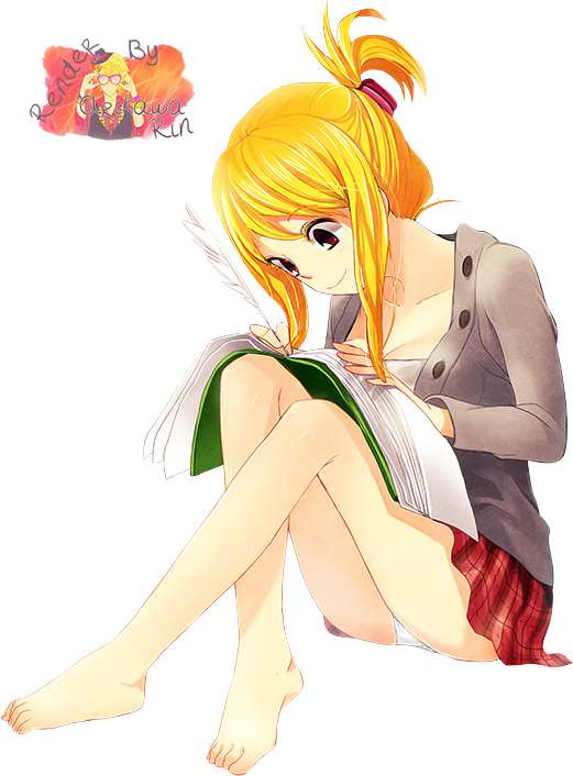 Lucy Heartfilia By Itamy KasugaXD On DeviantART