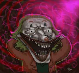 joker fanart culero