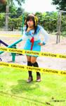 Haruhi Suzumiya Cosplay 3