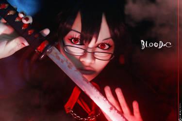 BLOOD-C: Saya Kisaragi by CyanicOrange