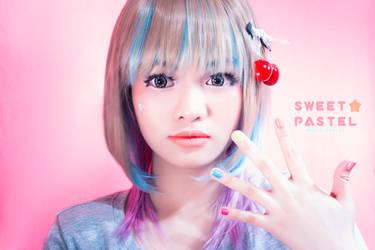 Millennial Pink by CyanicOrange