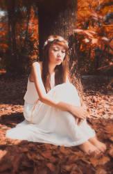 The Dryad - Autumn by CyanicOrange
