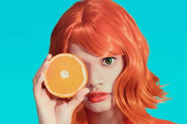 Cyanic Orange by CyanicOrange
