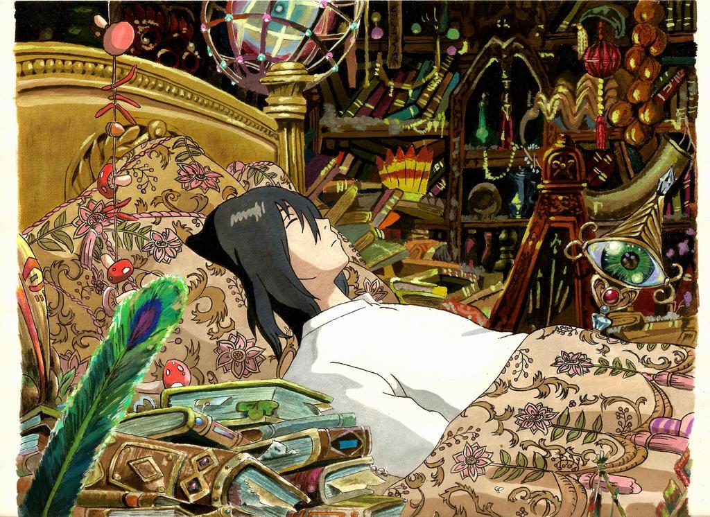 Howl's Treasure by Nanaharuneko