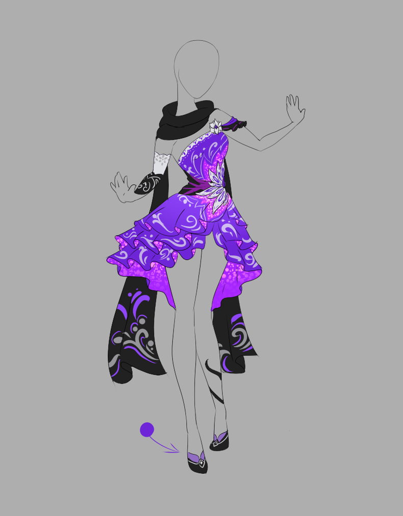 .::Outfit Adoptable 28(OPEN)::. by Scarlett-Knight on ...