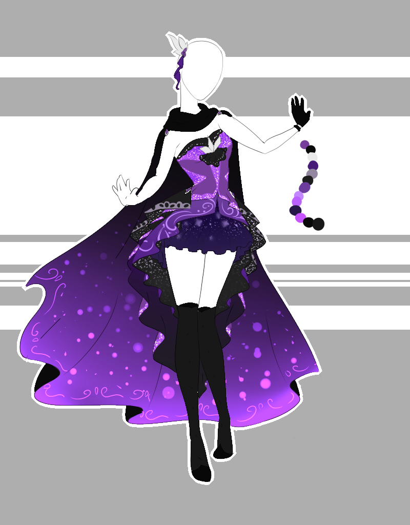 Decorative Infused Olive Oil: .::Outfit Adoptable 35(CLOSED)::. By Scarlett-Knight On