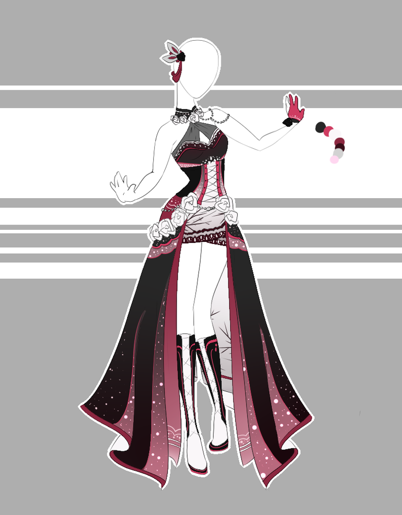 .::Outfit Adoptable 61(CLOSED)::. by Scarlett-Knight on ...