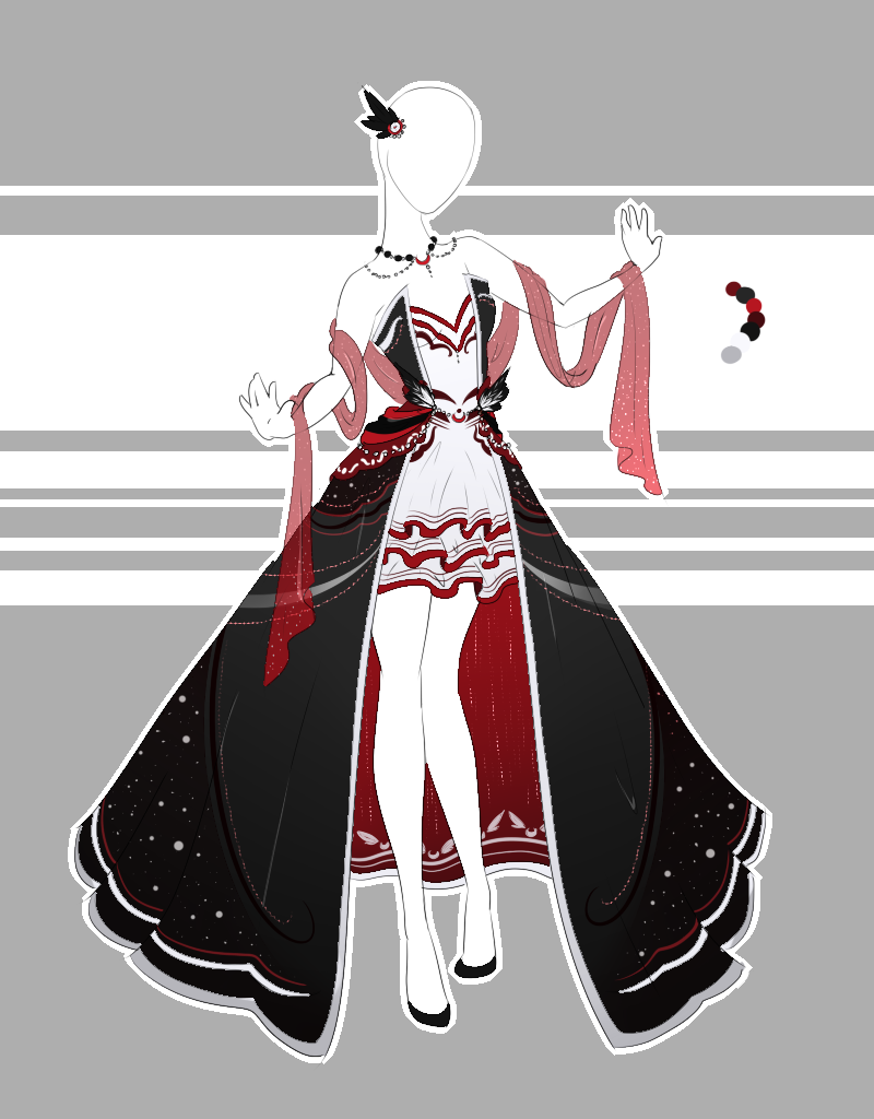.::Outfit Adoptable 65(CLOSED)::. by Scarlett-Knight