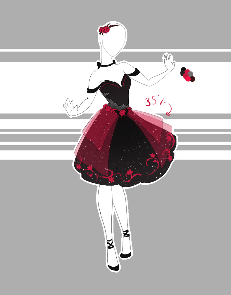 Outfit Adoptable 69 Closed By Scarlett Knight On