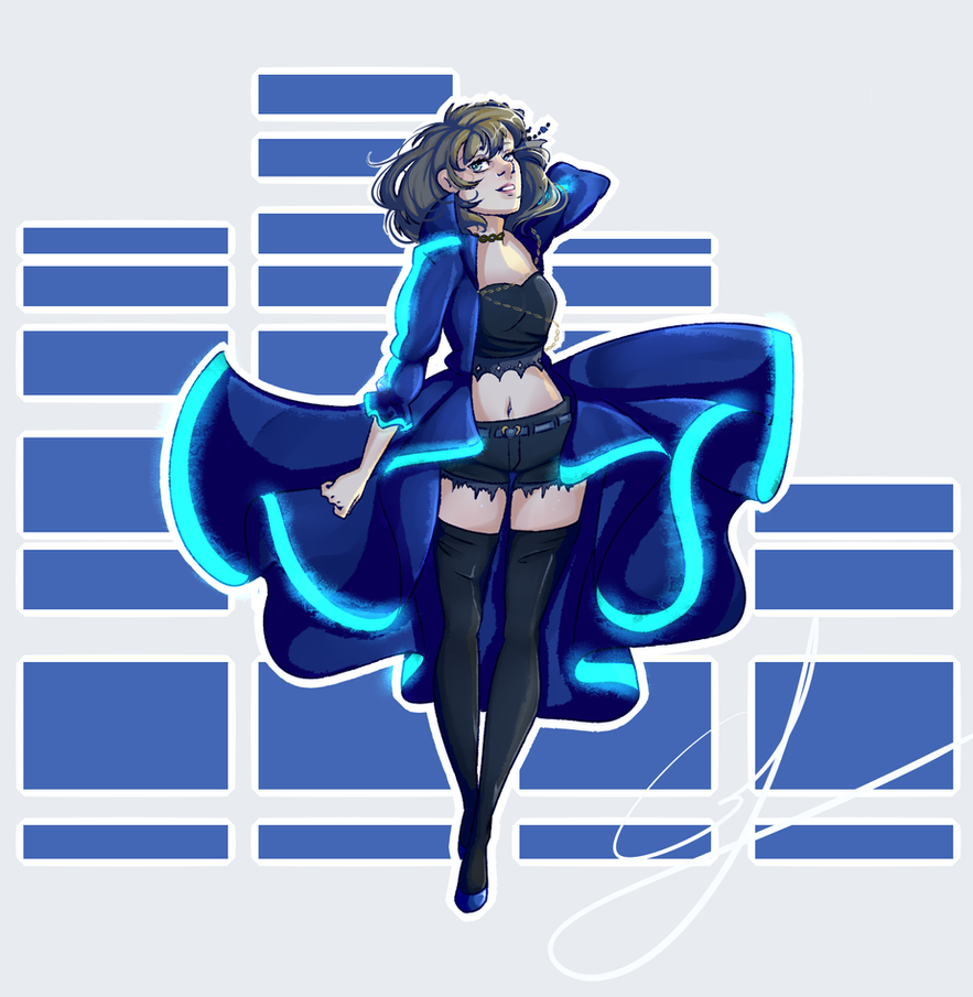 .::Nation Blue::. by Scarlett-Knight