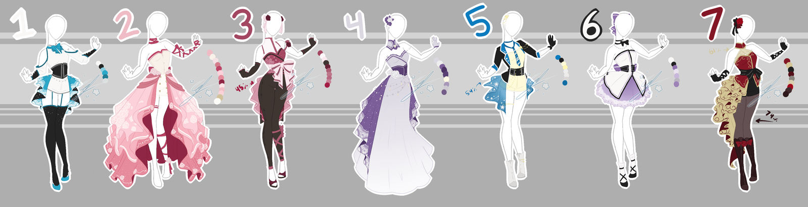 .::Adoptable Collection 19 (CLOSED)::.