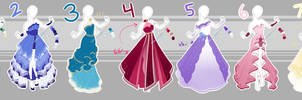 .::Adoptable Collection 23 (ALL OPEN $7)::. by Scarlett-Knight