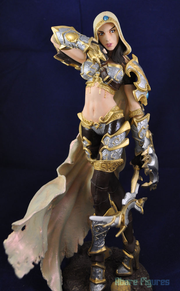 Custom Action Figure: Elspeth Knight-Errant by Kummi-ko
