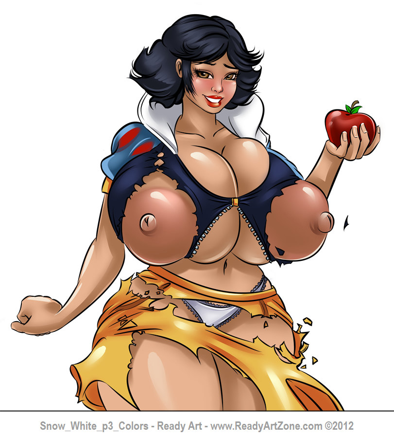 Snow White BE/GTS by ReadyArt