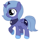 Luna filly remake