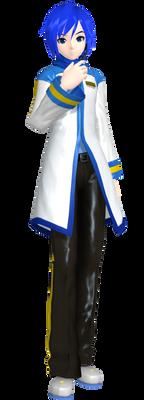 Project Diva Arcade Future Tone Default Kaito