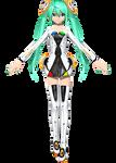 Project Diva Arcade Future Tone Linkage Miku
