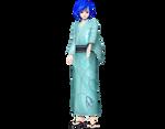 Project Diva Arcade Future Tone Yukata Kaito