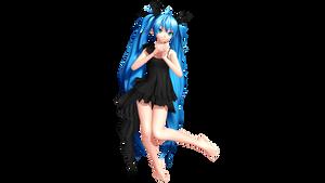Project Diva Future Tone Deep Sea Girl Miku