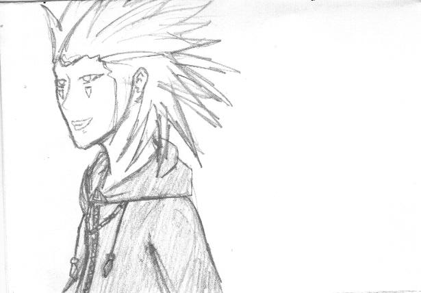 Axel by SlasherBunni