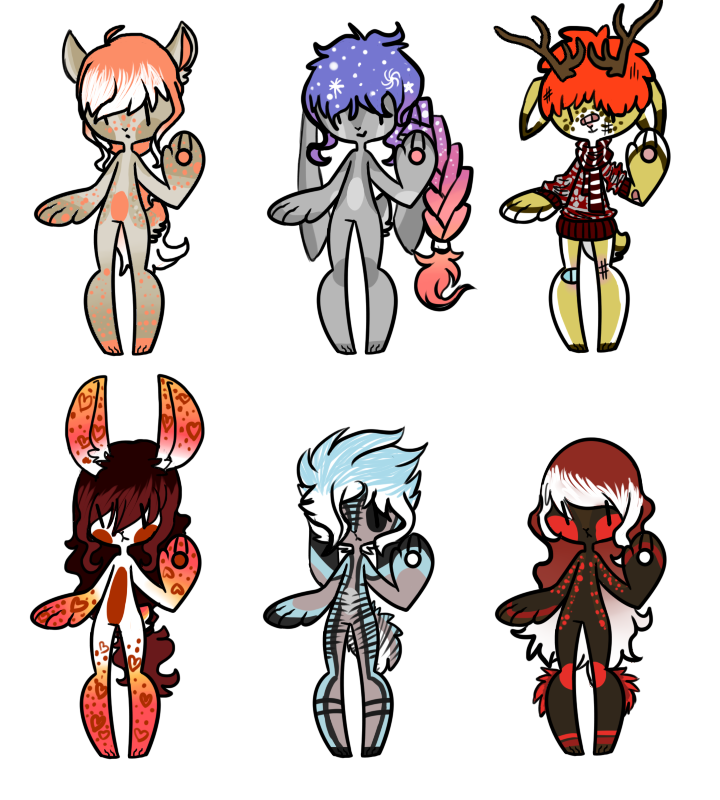 OTA Adopts ..::OPEN 5 / 6::.. by love-the-adopts
