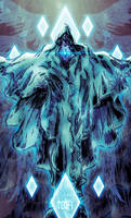 Blue Diamond by Teoft