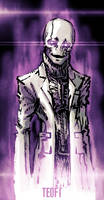 Sketch: Consequences - Doctor Gaster